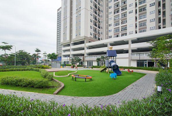 Hình ảnh bàn giao căn hộ Richmond City Nguyễn Xí