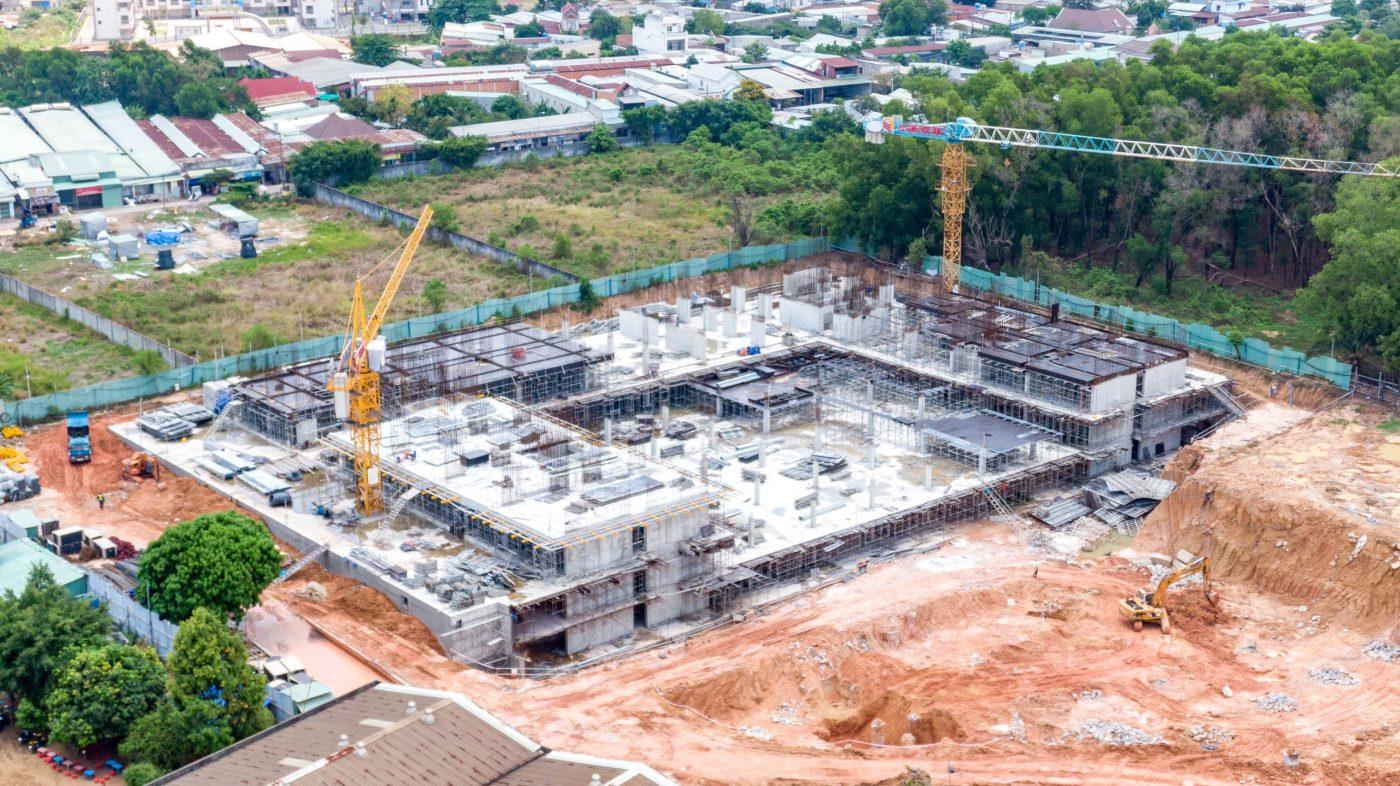 hình ảnh thực tế dự án Lavita Thuận An