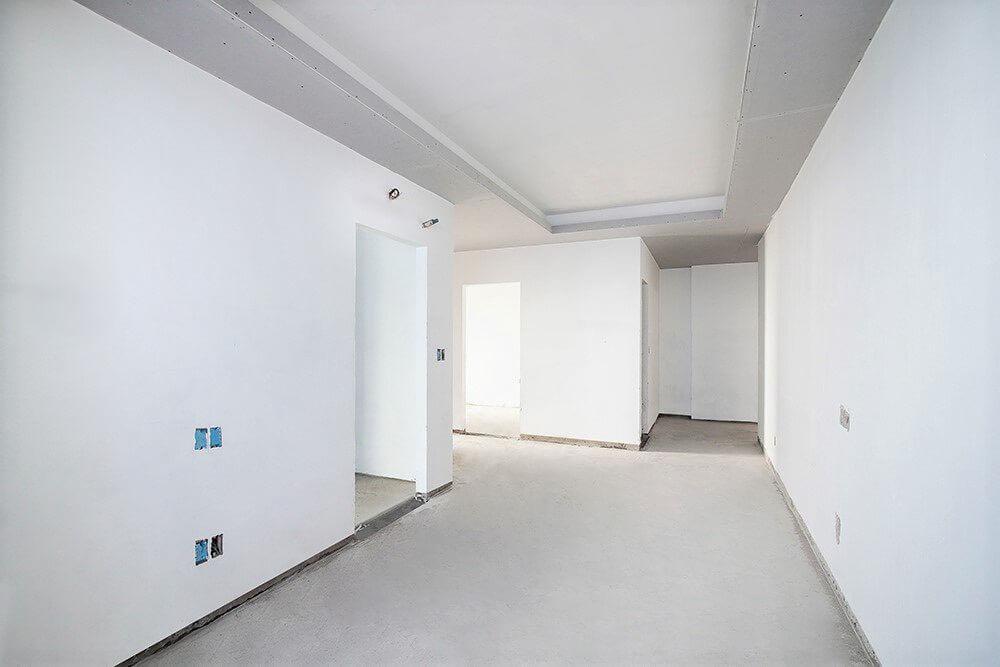 Thi công sơn bả matit căn hộ tầng 21 Block Mercury và Block Uranus