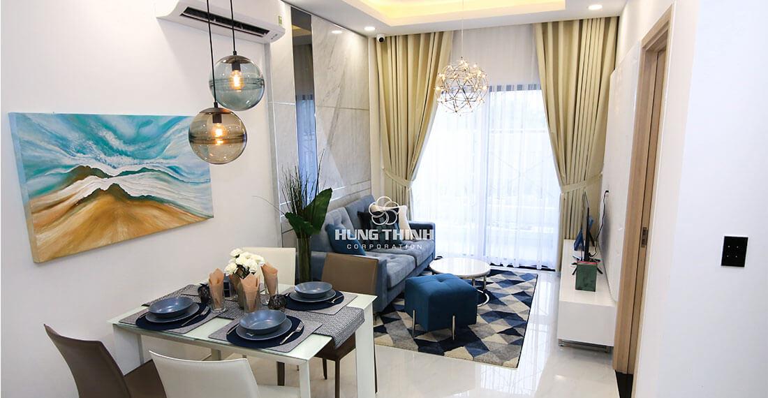 căn hộ mẫu Q7 Saigon Riverside Complex