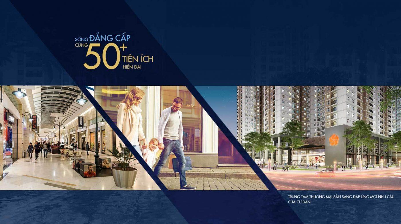 50 tiện ích+ tại Q7 Saigon Riverside Complex
