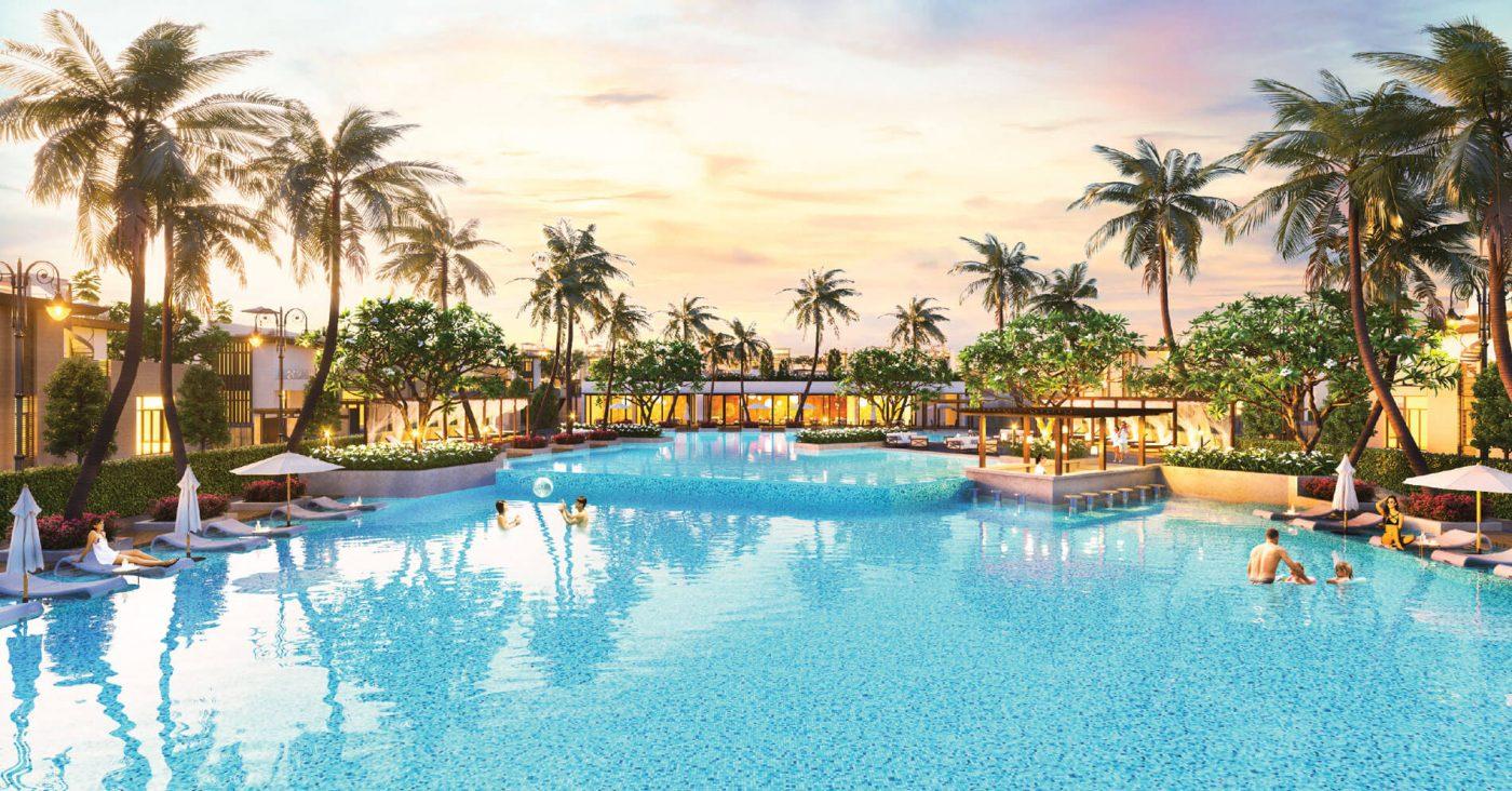 Tiện ích tại dự án Cam Ranh Mystery Villas
