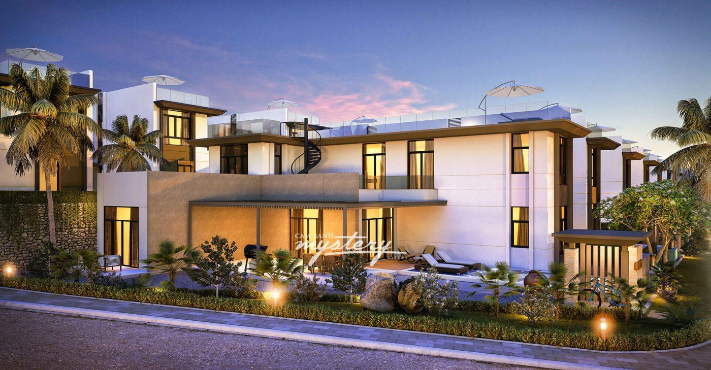 Thiết kế mẫu Cam Ranh Mystery Villas