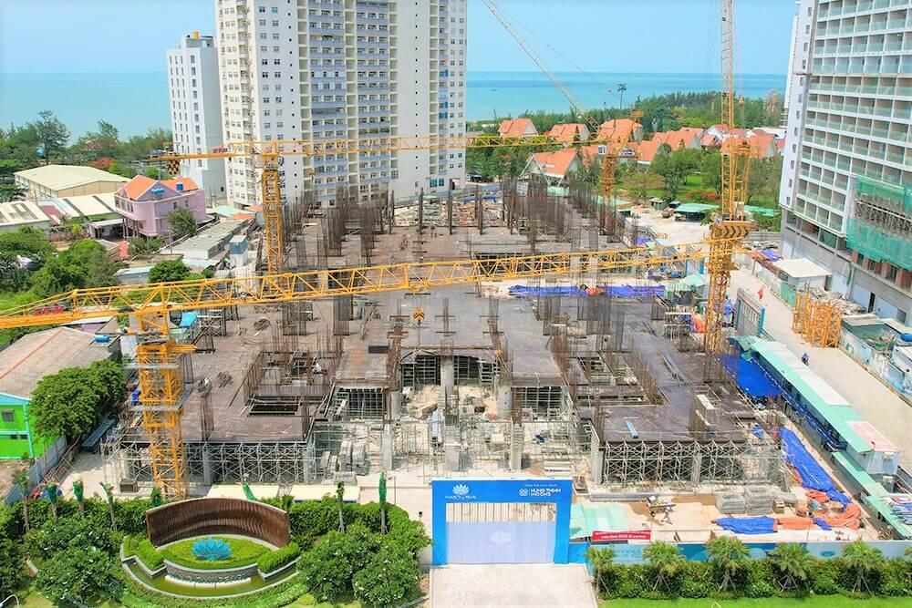 Hình ảnh tổng thể Vung Tau Pearl