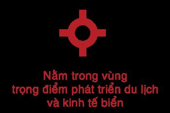 giá trị khác biệt tại Grand Center Quy Nhon