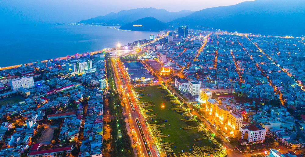 liên kết vùng tại dự án Grand Center Quy Nhon